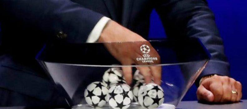 Οι 16 που προκρίθηκαν στο Champions League
