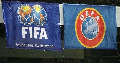 Σκάνδαλο στη FIFA!