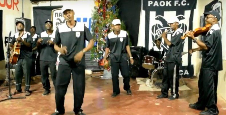 «Ασπρόμαυρα» κάλαντα από την Ζάμπια (video)