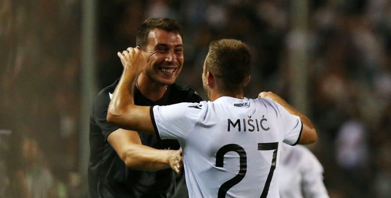 Η χαρά του Ζίβκοβιτς για Μίσιτς