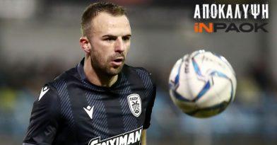 Το deal ΠΑΟΚ-Σπόρτινγκ για Μίσιτς