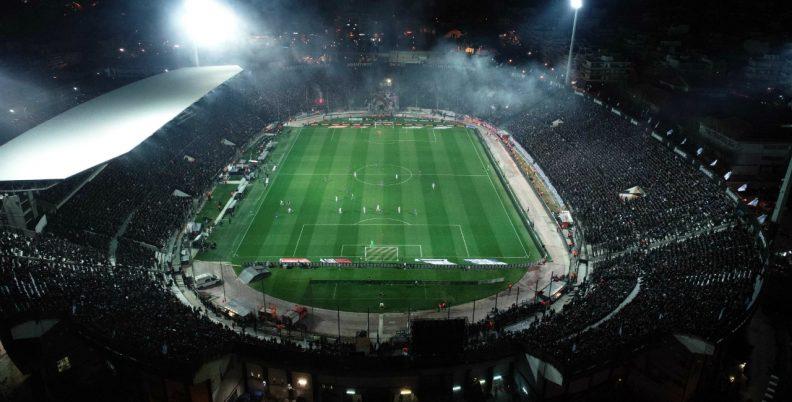 Τρίτη λαοφιλέστερη ομάδα στην Ελλάδα ο ΠΑΟΚ!