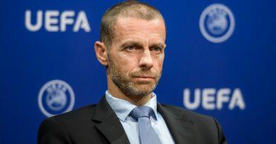 Οι τρεις επιλογές της UEFA