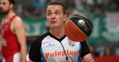 Ζήτησε αντικατάσταση ο διαιτητής του Ήφαιστος-ΠΑΟΚ