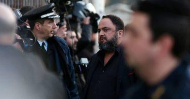 Δε θέλει να παρουσιάζεται στην αστυνομία ο Μαρινάκης