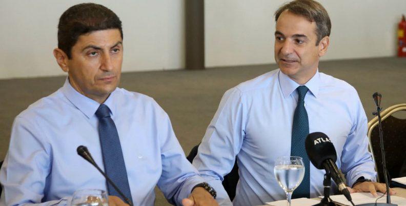 «Στον πρωθυπουργό η μελέτη από FIFA- UEFA»