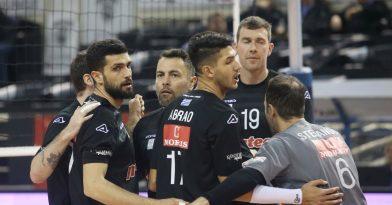 Οι αθλητές της Volley League στη ρύθμιση για τα 800 ευρώ