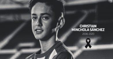 Σοκ: «Έφυγε» 14χρονος παίκτης της Ατλέτικο