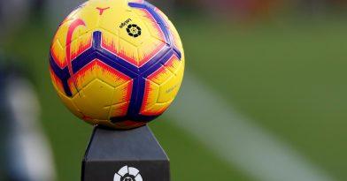 H La Liga προετοιμάζεται για την επανέναρξη