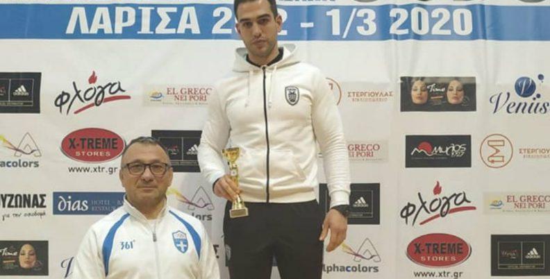 Πρωταθλητής στο Judo ο ΠΑΟΚ!
