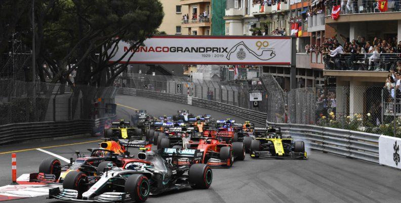 Λουκέτο στο Grand Prix στο Μονακό