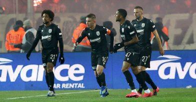 Βουλιάζει η Ελλάδα στη βαθμολογία της UEFA!