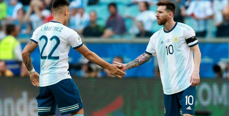 Επιστρέφει στην Εθνική Αργεντινής ο Μέσι
