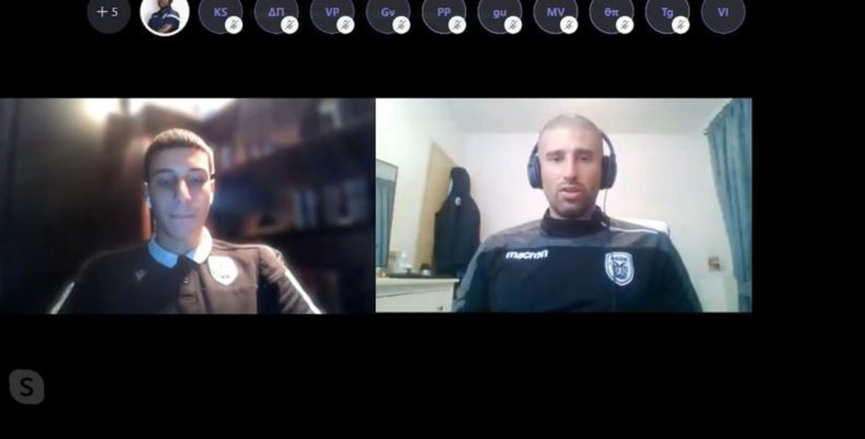 Δουλειά μέσω… Skype! (video)