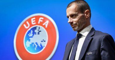 EURO με κόσμο στις κερκίδες βλέπει ο Τσεφερίν