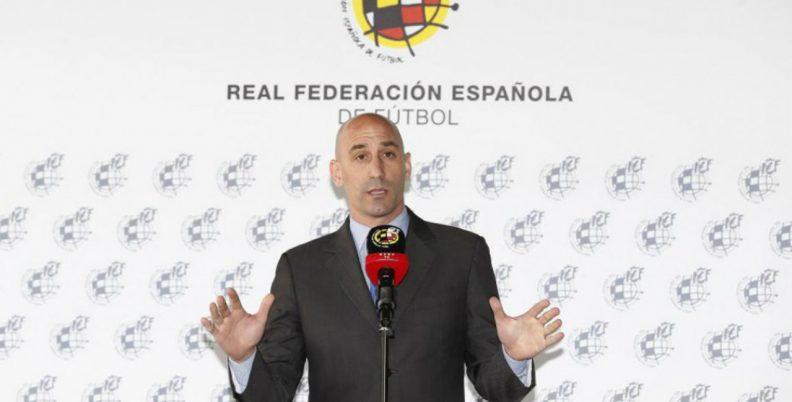 Σκάνδαλο με τον πρόεδρο της ισπανικής ομοσπονδίας