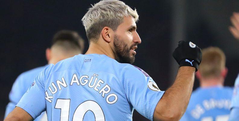 Κορυφαίος ο Αγκουέρο για ένα γκολ