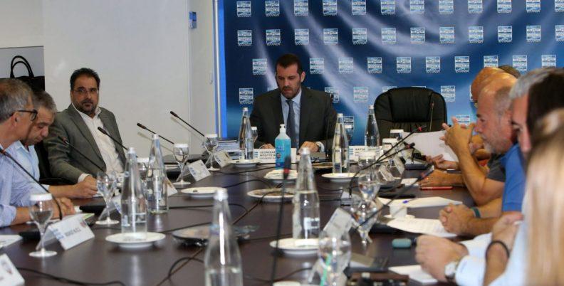 Διευκρίνιση Super League για Αυγενάκη