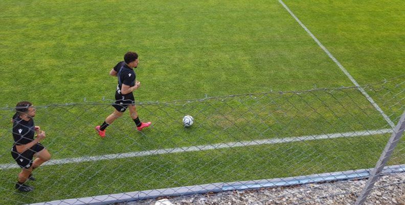 Πάτησαν γήπεδο Ντούγκλας-Ροντρίγκο (video)