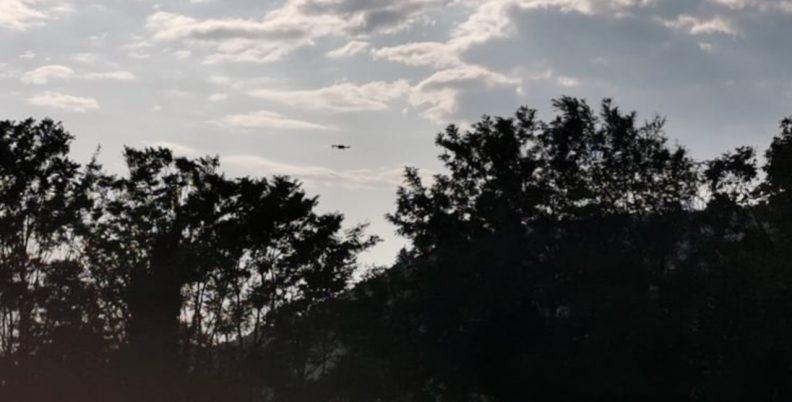 Προπόνηση με… drone (video)