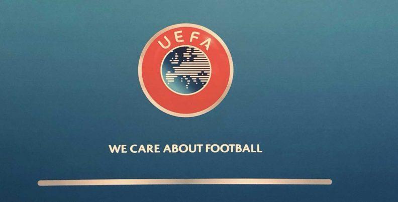 Η UEFA ποινικοποίησε τον κορωνοϊό!