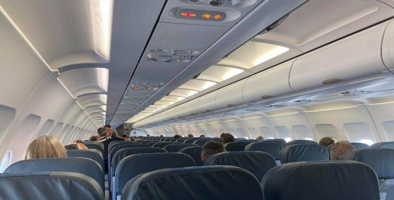 Με άλλο αεροσκάφος στη Ρωσία! (video)