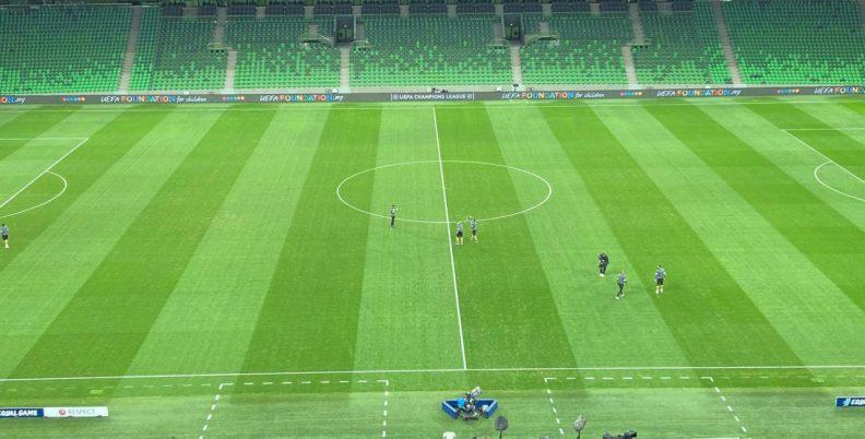Στο Krasnodar Stadium ο ΠΑΟΚ (videos)