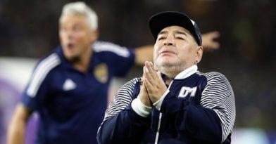 Παγκόσμιος θρήνος: «Έφυγε» ο Ντιέγκο Μαραντόνα!