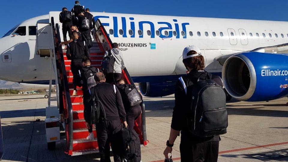 Έφυγαν για Ελλάδα (pics)