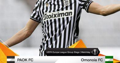 Σε ρυθμούς Europa League ο ΠΑΟΚ