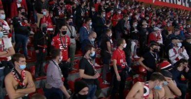 Παρέμβαση UEFA για τoν συνωστισμού στις εξέδρες