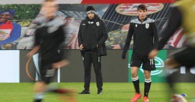 Οι δοκιμές του Γκαρσία για PSV