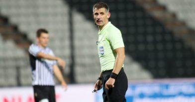Στο Champions League ο Σιδηρόπουλος