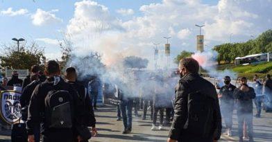 «Ασπρόμαυρη» τρέλα στην Κύπρο! (pic)