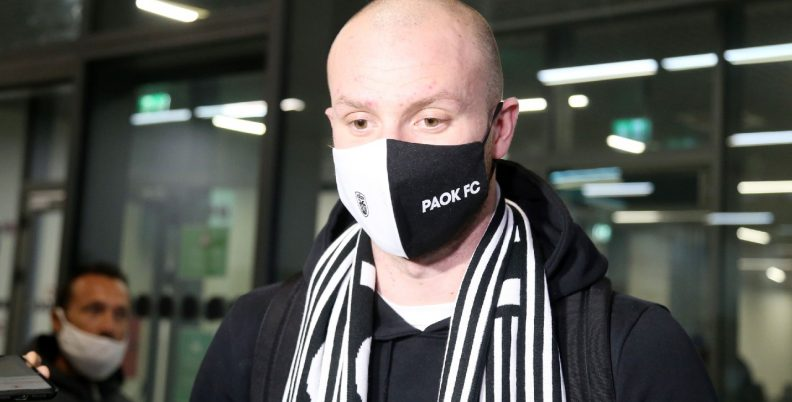 Ανακοίνωσε Κρμέντσικ ο ΠΑΟΚ! (video)