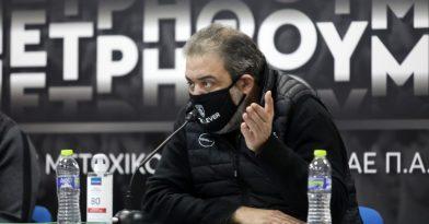 Χατζόπουλος: «Έχουμε ξεπεράσει τις 100 χιλιάδες ευρώ»