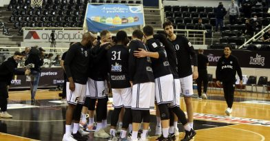 To πρόγραμμα του ΠΑΟΚ στα Play Off