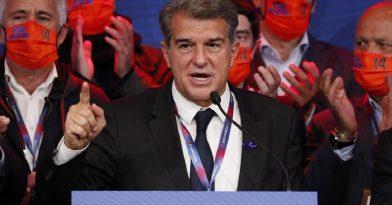 Ξανά πρόεδρος της Μπαρτσελόνα ο Λαπόρτα