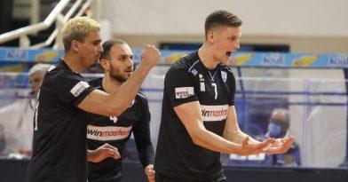 Άγκανιτς: «Θα παλέψουμε για τον τελικό!»