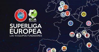 Βόμβα: Ανακοινώθηκε η ευρωπαϊκή Super League!