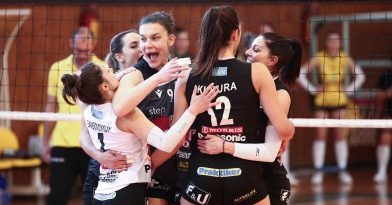 Volley League Γυναικών: Το νέο σύστημα διεξαγωγής