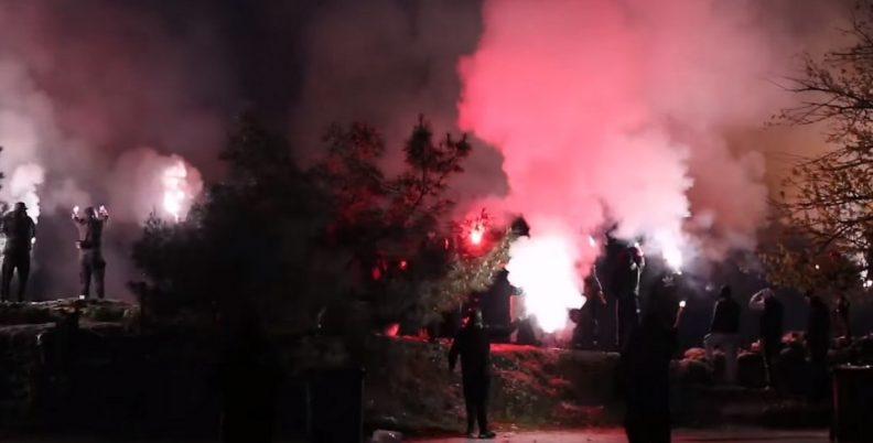 Πήραν «ασπρόμαυρη» φωτιά οι Σέρρες (video)