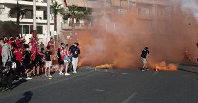 Οπαδοί του ΟΣΦΠ έκαναν «ντου» στην Ακρόπολη!