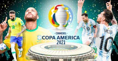 Ο κορονοϊός σαρώνει το Copa America