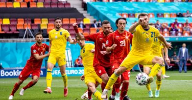 Έγραψαν ιστορία στο EURO Ουκρανία-Σκόπια