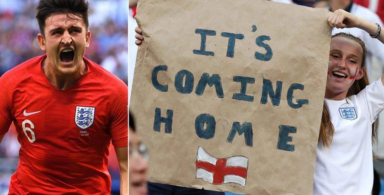 Στοίχημα: «Football is coming home…» & γαλανόλευκο τσαγανό – τριάδα για ταμείο στο 8.49!