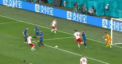 Έκρυψε την μπάλα η Πολωνία (video)