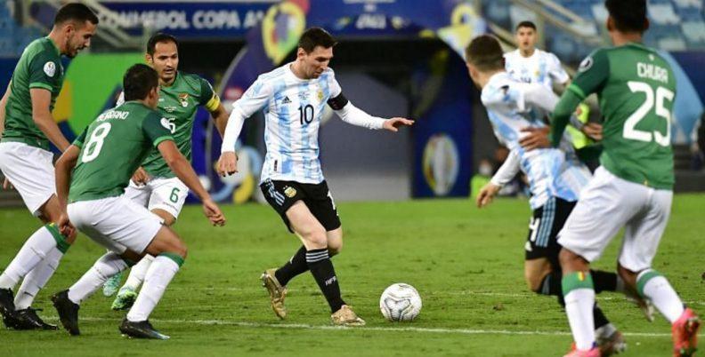 Απολαυστικός ο Μέσι στο Copa America (video)