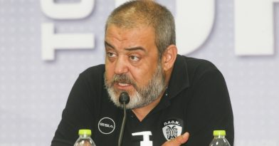 Χατζόπουλος: «O μεγάλος στόχος του ΠΑΟΚ»