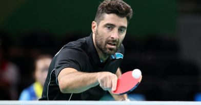 Νέο «μαύρο» σε Έλληνα αθλητή (vid)